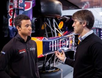 Jann Mardenborough macht ersten Schritt in Richtung Formel 1