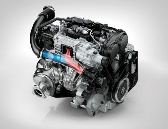 Volvo V40 mit neuen Drive-E Motoren