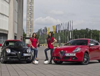 Mit Alfa Romeo über Porto zum Finale nach Turin