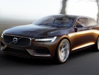 Weltpremiere für das Volvo Concept Estate