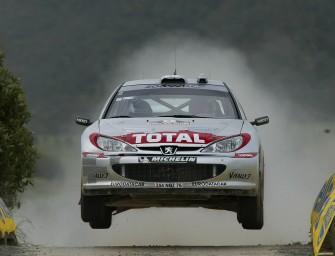 Blick in die Rallye-Geschichte von Peugeot