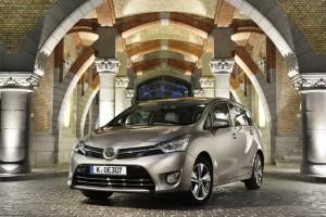 Der neue Toyota Verso