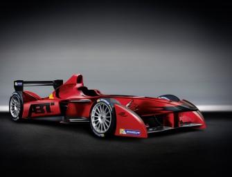 ABT Sportsline präsentiert Fahrer für FIA Formula E