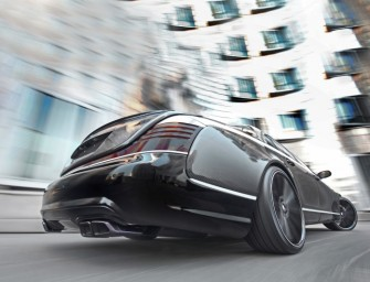 MAYBACH IN ABSOLUTER PERFEKTION dank KNIGHT LUXURY