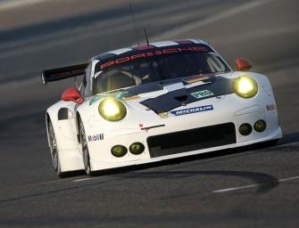 Porsche startet mit vier Werksautos in Le Mans