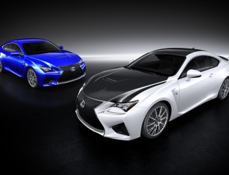 Lexus auf dem Genfer Salon 2014