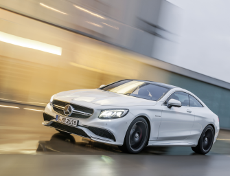 Mercedes-Benz S 63 AMG Coupé: Atemberaubend und unwiderstehlich