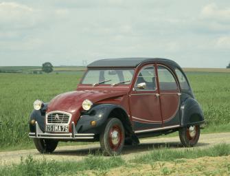 Citroën auf der Techno-Classica