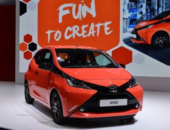 Der neue AYGO – Der Toyota unter den Kleinwagen