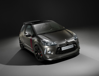 Das DS3 Cabrio Racing