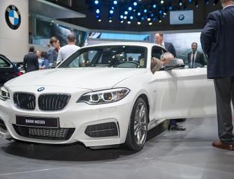 BMW Group at the 2014 Geneva Motor Show