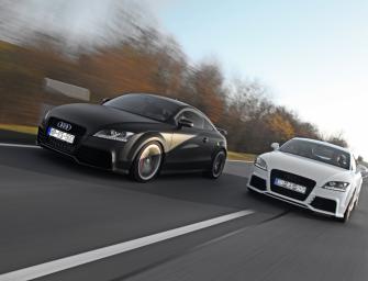 Zwei Audi TT RS von HPerformance – 1.000 PS