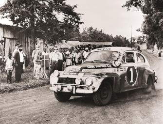 Volvo Cars Heritage auf der Techno Classica