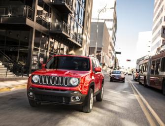 Der neue Jeep Renegade