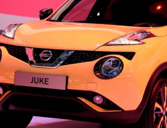 Nissan Juke: noch mehr Dynamik für den Trendsetter