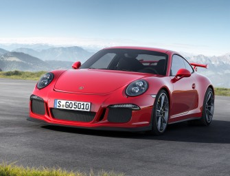 Porsche tauscht Motoren der aktuellen 911 GT3-Modelle