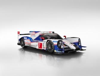 Neue Ära für Toyota Racing