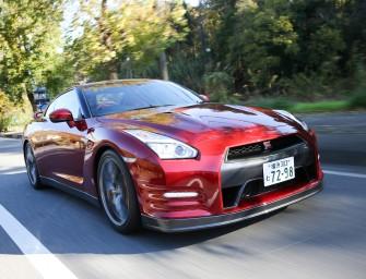 """Nissan GT-R ist """"Allradauto des Jahres 2014"""""""