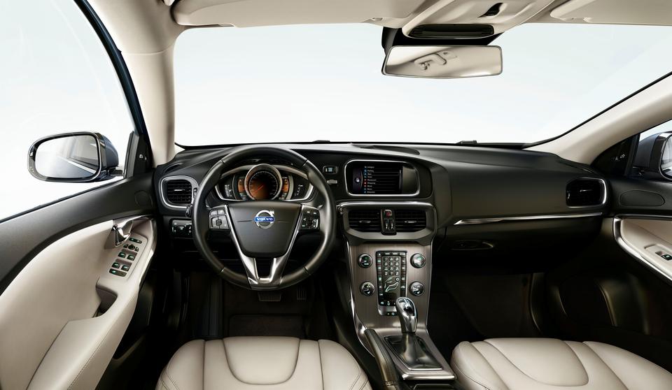 Volvo bietet mit Sensus Connect cloud-basierte Lösungen für Konnektivitäts-Services und Apps an.
