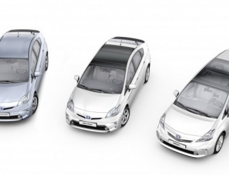 Toyota Hybridpalette erfüllt schon heute die CO2-Grenzwerte von morgen