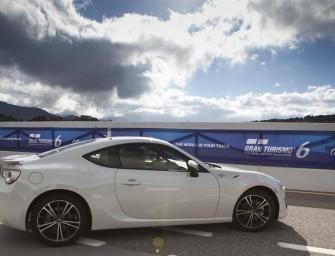 Toyota bringt den Sportwagen GT86 ins Wohnzimmer