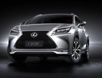 Der neue Lexus NX: scharf geschnitten und effizient