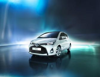 Der neue Toyota Yaris