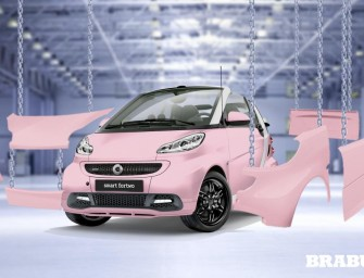smart BRABUS fan edition <br>Wünsch Dir was