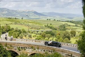 Klassiker aus dem Volkswagen Konzern auf der legendaeren Mille Miglia