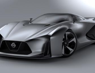 Nissan Concept 2020: Die ganz reale Vision