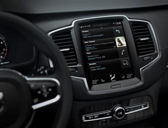 Betriebssystem Android Auto™ für neue Volvo Modelle