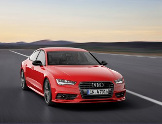 Audi A7 Sportback 3.0 TDI competition:<br>25 Jahre Audi TDI-Technologie</br>