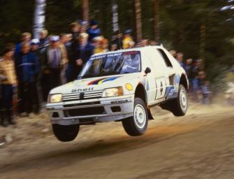 Peugeot 205 Turbo 16 – Erster Sieg vor 30 Jahren
