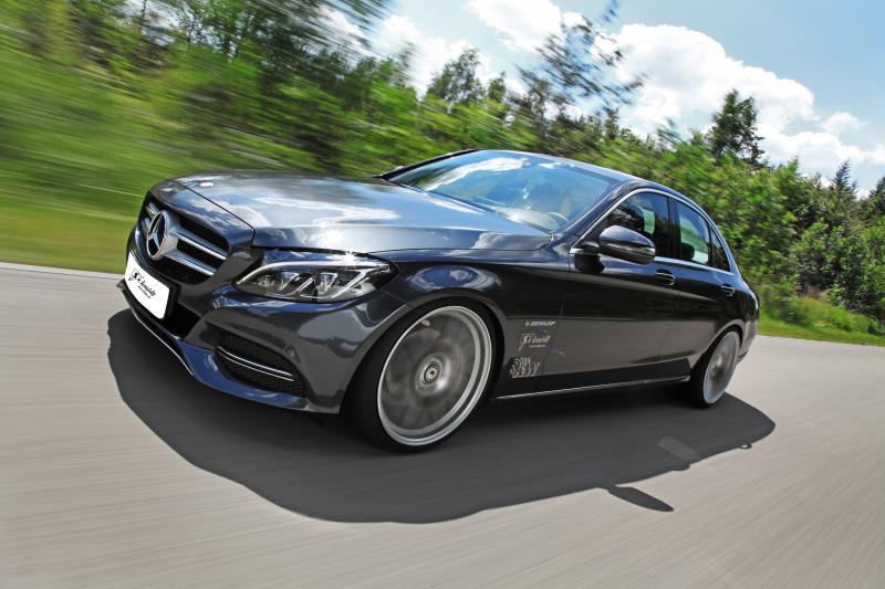 Schmidt Revolution Mercedes-Benz C-Klasse W205 Tuning Felgen13
