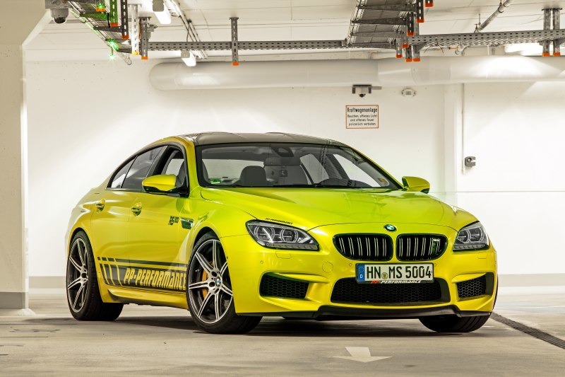 PP Performance BMW M6-11