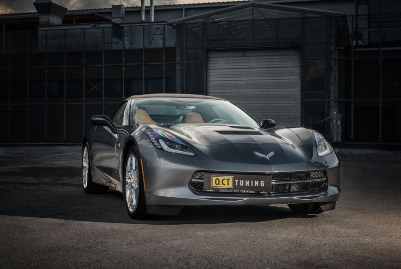 O.CT TUNING _corvette_front