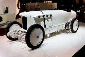 Paris - Retromobile 2013 - Blitzen Benz - 1909