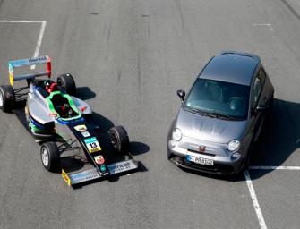 ADAC Formel 4 – eine neue Herausforderung für den 1,4-Liter-Turbomotor von Abarth