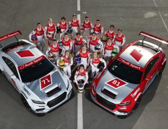Mehr Verantwortung für die Nachwuchspiloten im Audi Sport TT Cup