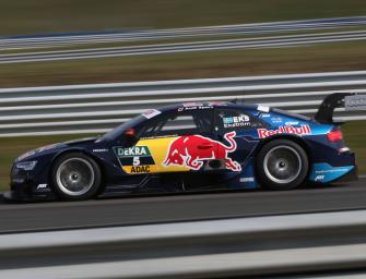 60 Seconds of Audi Sport<br>DTM test Oschersleben