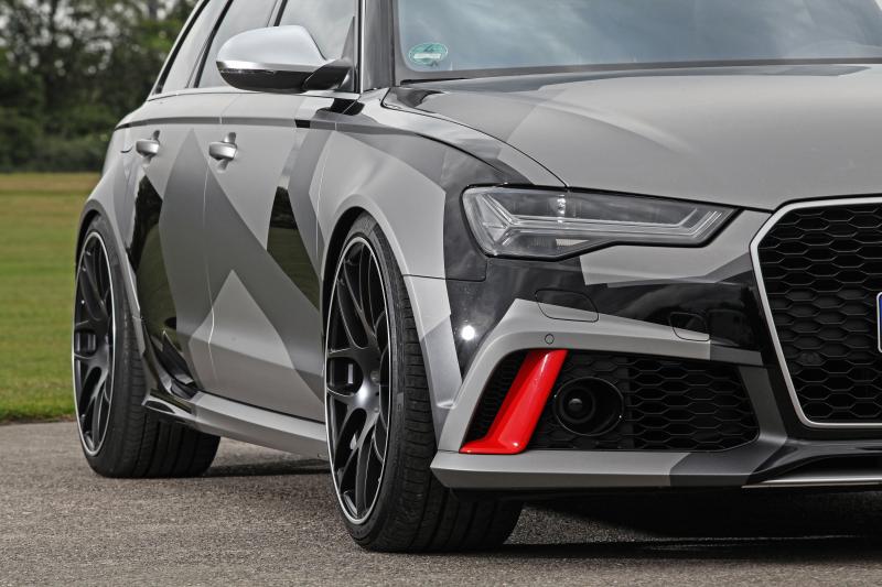 Audi RS6 Schmidt Felge konkav4