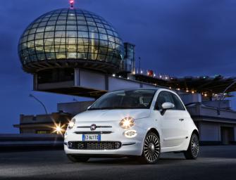 Fiat auf der IAA