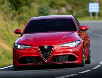 Alfa Romeo auf der 66. IAA 2015