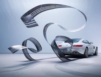 Automobile Zukunft trifft Kunst