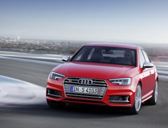 Die neuen Audi S4 und S4 Avant