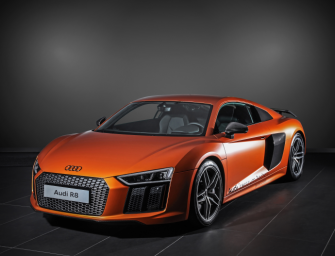 FULMINANTER AUDI R8 by HPLUSB DESIGN