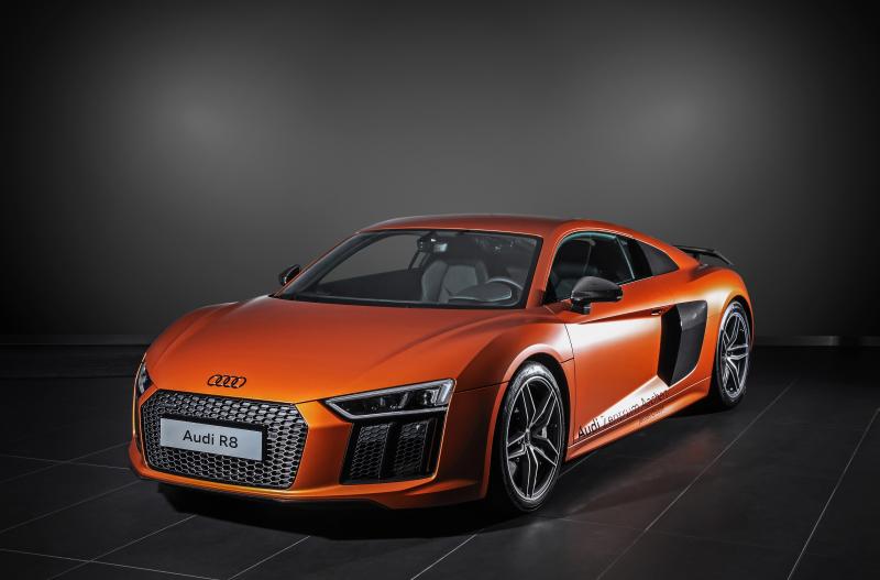 HplusB Design Audi R8-1