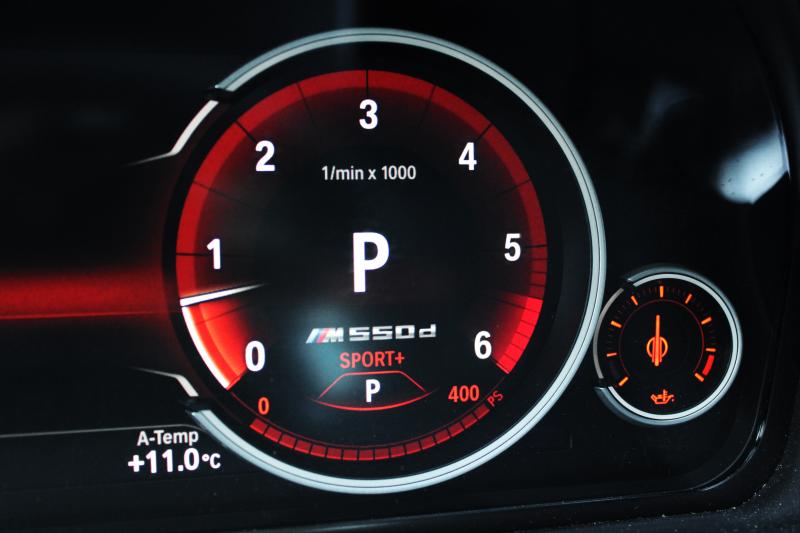 BMW M550D-1