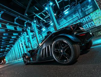 KTM X-Bow GT von WIMMER RENNSPORTTECHNIK