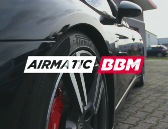 Airmatic Tieferlegung Lowering by BBM